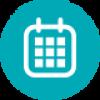 Tages-, Wochen- oder Monatslinsen
